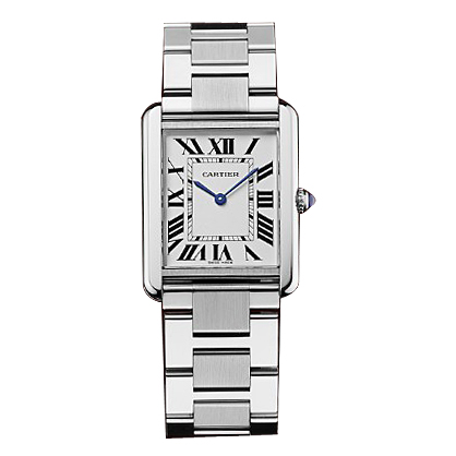 Cartier Tank Solo for women replica