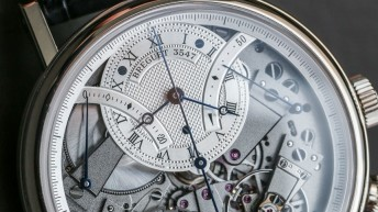 White Gold Breguet Tradition Chronographe Indépendant 7077 Replica Watch
