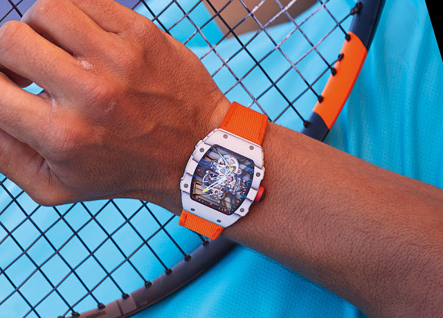 Richard Mille RM 27-02 Tourbillon Rafael Nadal