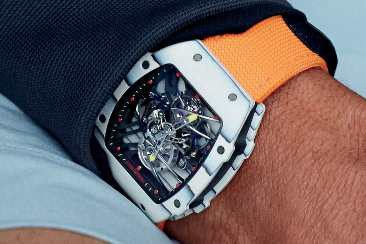 Best Tourbillon Rm 27 02 Rafael Nadal Richard Mille Watch Replica 59 Replica Watches