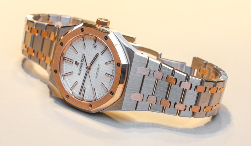Audemars Piguet Royal Oak Two-Tone
