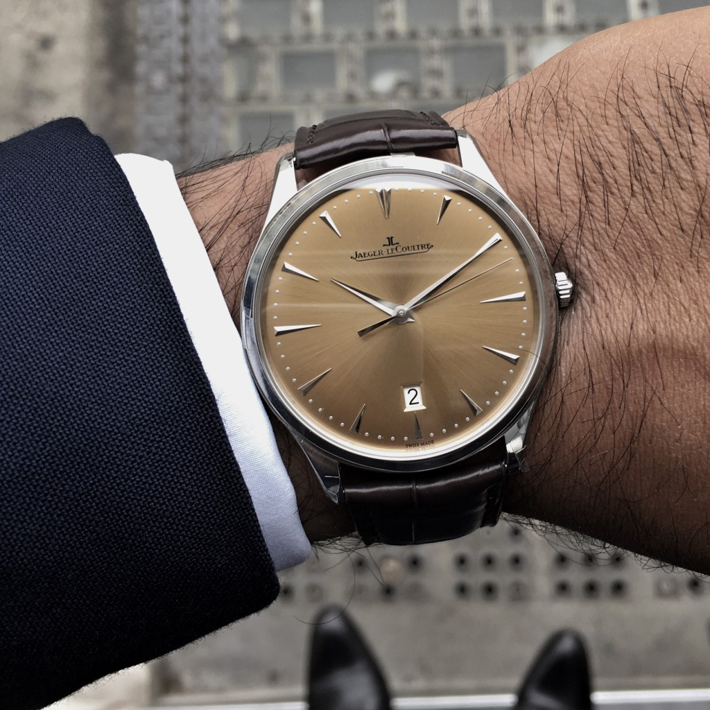 Jaeger LeCoultre Master Control Ultra Thin Replica Watch