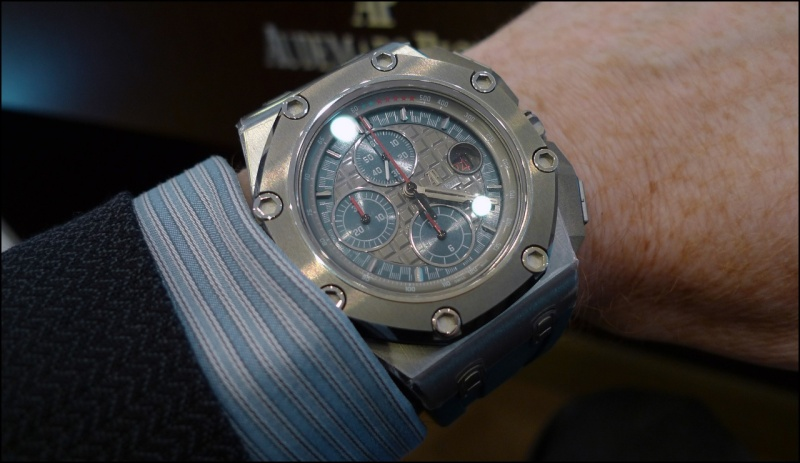 Audemars Piguet Royal Oak Offshore Chronograph Michael Schumacher