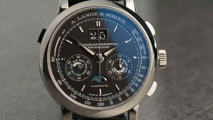 A. Lange & Söhne Datograph Perpetual Tourbillon Replica Watch
