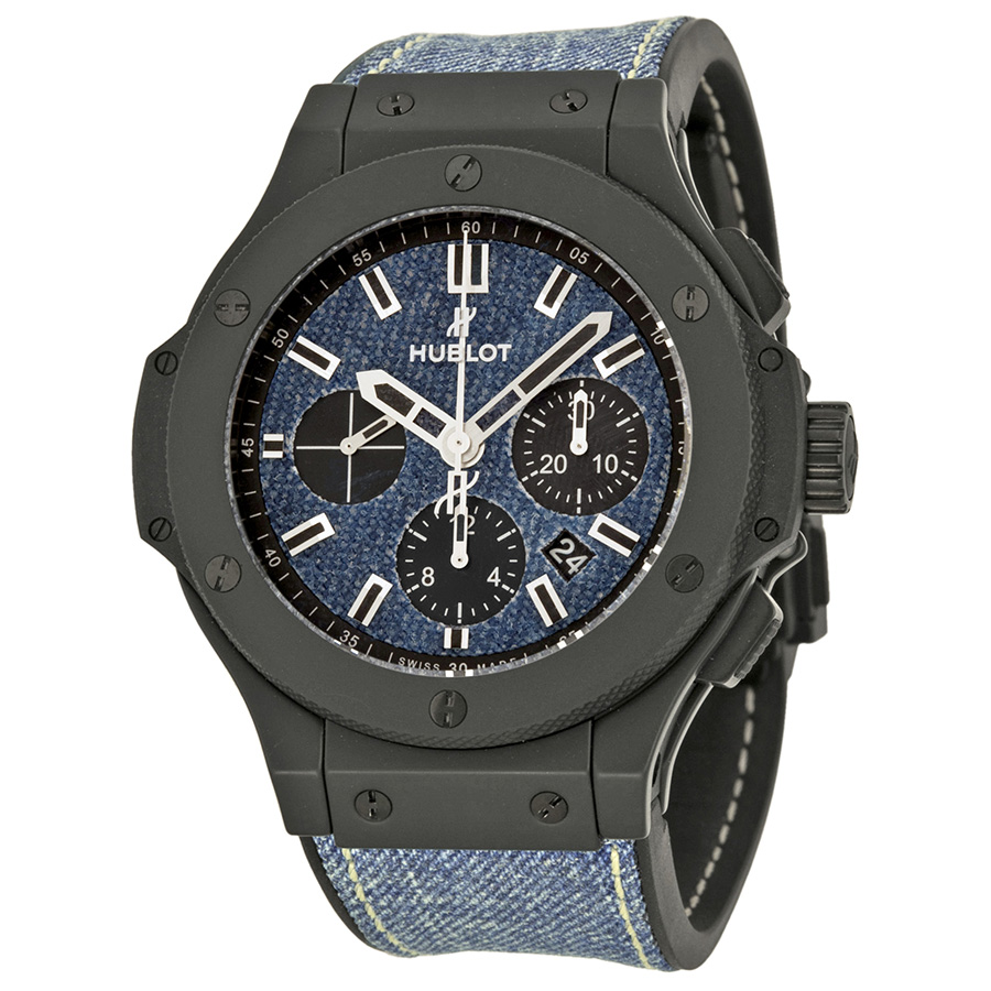 Hublot Big Bang Jeans Ceramic Limited Edition
