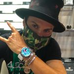 TAG Heuer Alec Monopoly Special Edition Connected Watch Unveiled At Art Basel Miami Watch Releases