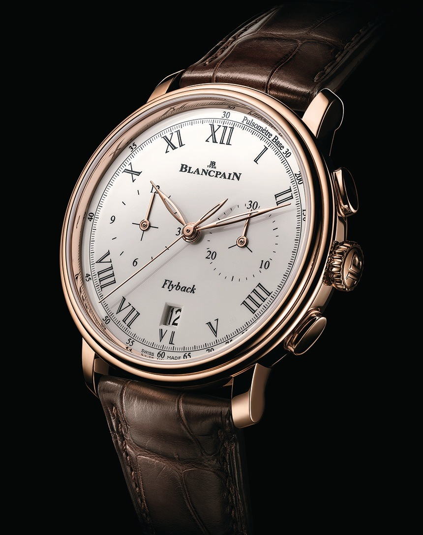 Blancpain Villeret Pulsometer Flyback Chronograph Watch Watch Releases