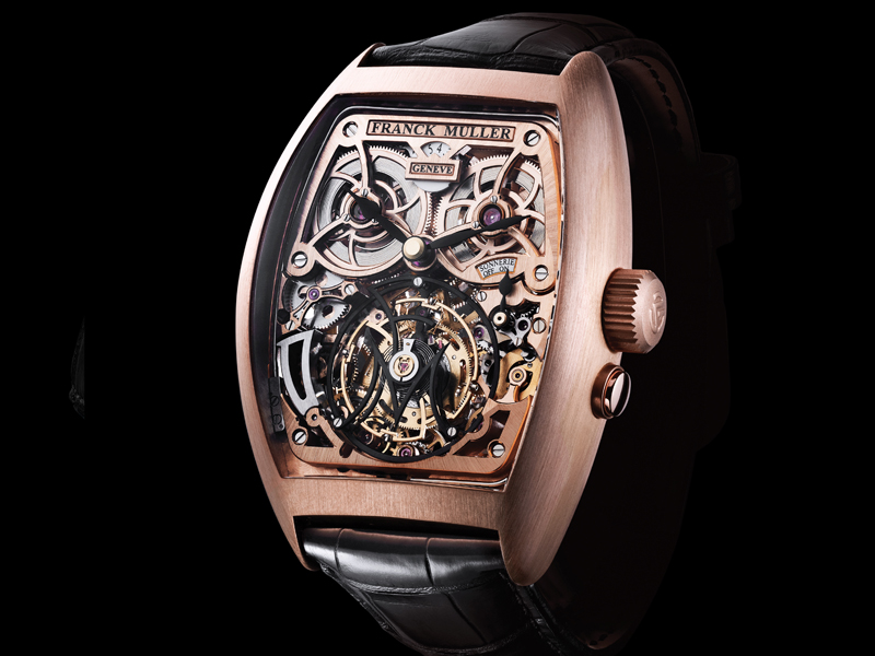 How Software Helps Design Complicated Watches Like The Franck Muller Giga Tourbillon Featured Articles