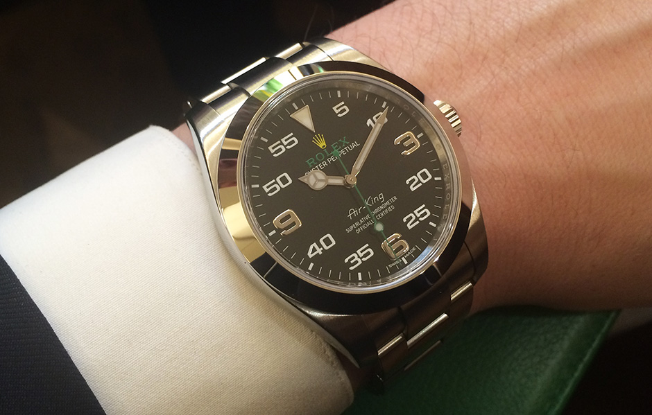 Rolex Oyster Perpetual Air-King 40mm