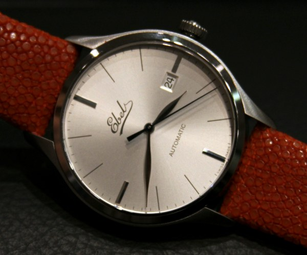 Ebel Classic 100 Watch Hands-On Hands-On